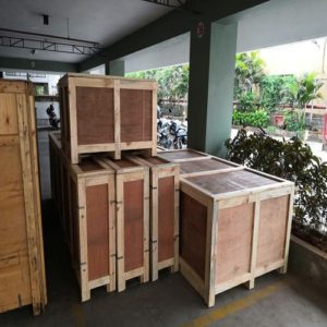 wooden packaging solutions of Wooden pallets, Boxes & crates